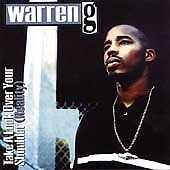 Take A Look Over Your Shoulder (Reality), Warren G CD | 0731453348424 | Good