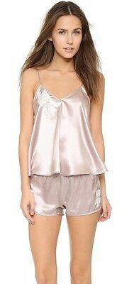 NWOT Skivvies For Love & Lemons Le Fleur Night Top Camisole Tank Size Small
