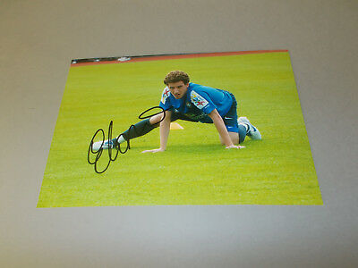 Elano   Brasilien  signed signed autograph Autogramm auf 13x18 Foto in person