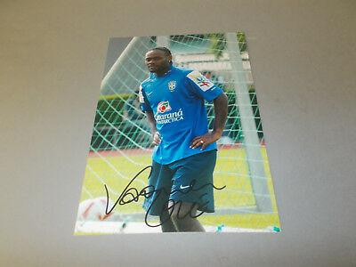 Vágner Love  Brasilien signed signed autograph Autogramm a. 13x18 Foto in person