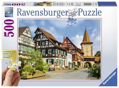 Gengenbach im Kinzigtal Gold Edition. 500 Teile Puzzle