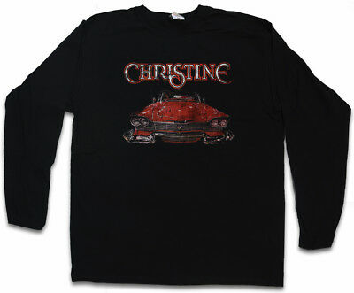 Christine Stephen King Horror Car Scary Pennywise It Funny Mens Retro Film Movie