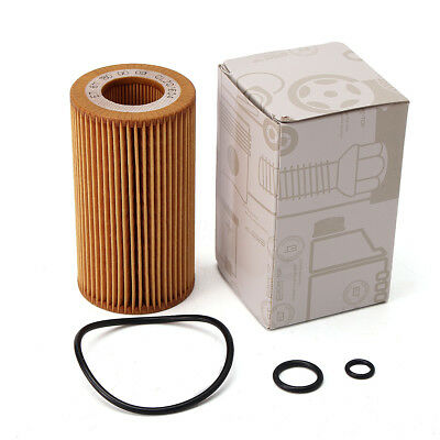 Petrol Oil Filter With O-Rings For Mercedes-Benz W202 W210 W203 W211 0001802609