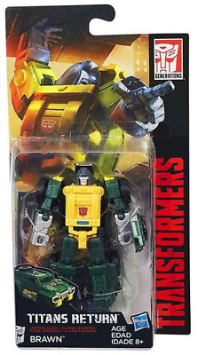 Transformers Titans Return Legends Class Autobot Brawn