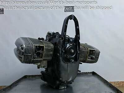 BMW R1100RT R1100 RT (4) 96' Engine Motor Assembly