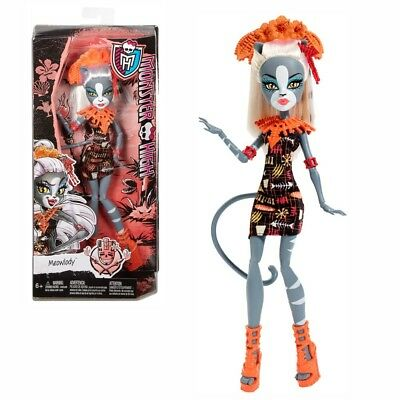 MONSTER HIGH Doll - Ghouls Getaway Meowlody