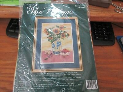 Elsa Williams Tapestry Needlepoint Kit NOS Unused Sunshine SEALED NIP