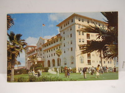 Vintage / Antique Post Card - The Daytona Plaza Hotel, Daytona Beach, Florida