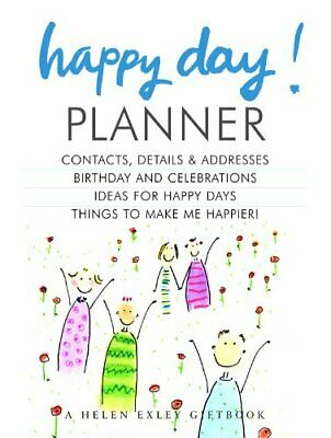 Happy Day Planner by Misc. Book The Fast Free Shipping