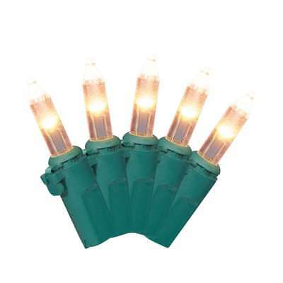Stay Off the Roof Bright LED Christmas Lights Set Holiday Decor Mini/Net/Icicle