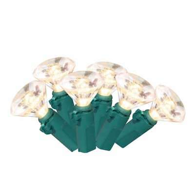 Stay Off the Roof Bright LED Christmas Lights Holiday Set Multi/White Jewel - 50