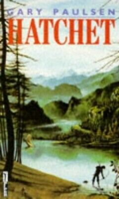 Hatchet (Piper) by Paulsen, Gary Paperback Book The Fast Free Shipping