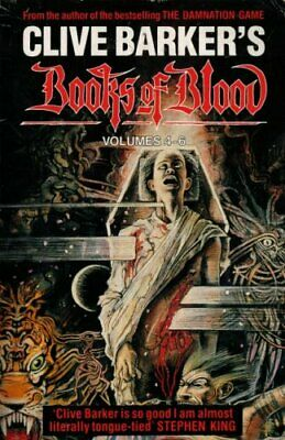 Books of Blood, Vol. 4-6 by Barker, Clive Paperback Book The Fast Free Shipping