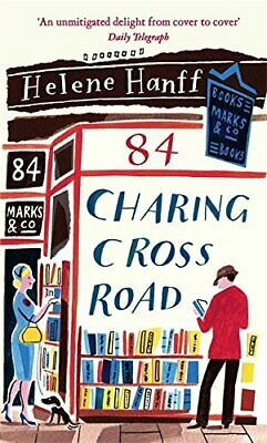 84 Charing Cross Road by Helene Hanff Paperback Book The Fast Free Shipping