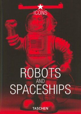 Robots and Spaceships (Icons Series) 3822855669 The Fast Free Shipping