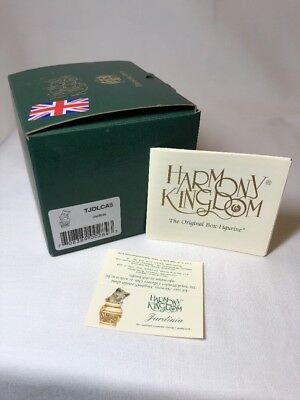 Harmony Kingdom Original Box Figurine BOX ONLY Jardinia Cat
