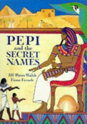 Pepi and the Secret Names by Paton Walsh, Jill 0711210896 The Fast Free Shipping