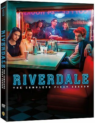 RIVERDALE Stagione 1 Serie Complete DVD in Inglese NEW .cp