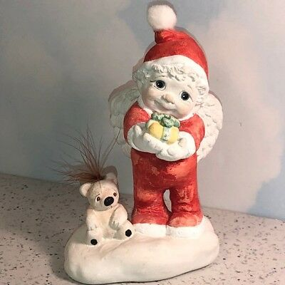Dreamsicles Figurine Calendar Collection Statue Holiday Magic December Dc191 Pup