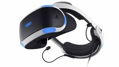 New Playstation Vr Cuh-Zvr2 With Playstation Camera Bundle Set