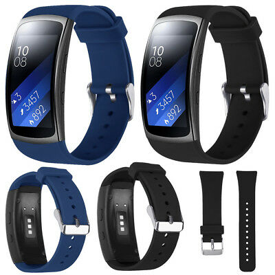 Sports Silicone Watch Replacement Band Strap For Samsung Gear Fit2 Pro Fitness