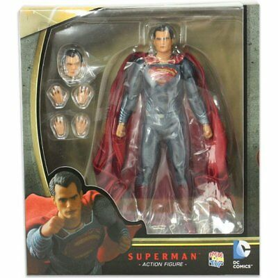BVS DAWN OF JUSTICE SUPERMAN PX MAF EX ACTION FIGURE NEW #soct17-80