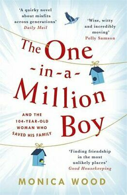 The One-in-a-Million Boy by Wood, Monica Book The Fast Free Shipping
