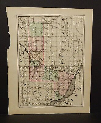 Wisconsin Pepin or EauClaire County Single 1876  Special Price L14#90