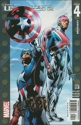 Marvel Comics Ultimates 2 4 NM-/M 2005