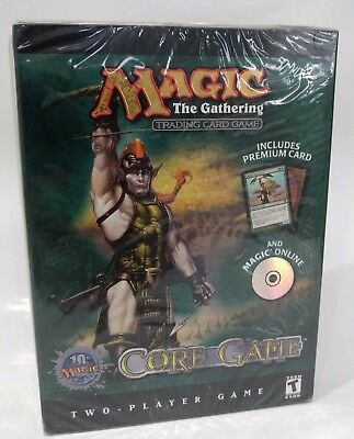 Magic The Gathering ( MTG ) 8th Core CD Edition * 2 Player * New & Sealed
