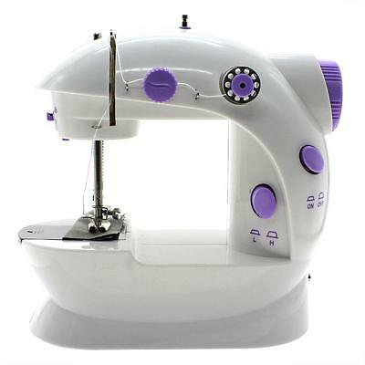 2016 New EU/US Plug Electric Home Household Sewing Sew Machine with Foot Pedal