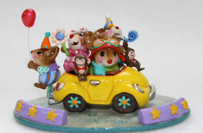 Wee Forest Folk Special FTF Clown Car Discounted