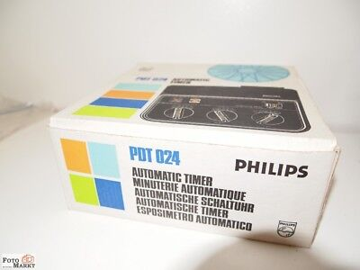 Philips Automatic Timer PDT 024 Timer for Magnifier (MIP)