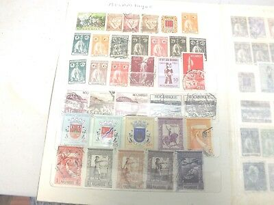 Portugal colonies stamps