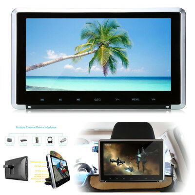 "Portable 11.6""HD Car Monitor Headrest Car DVD Player With HDMI/FM/IR/USB/SD/Game"