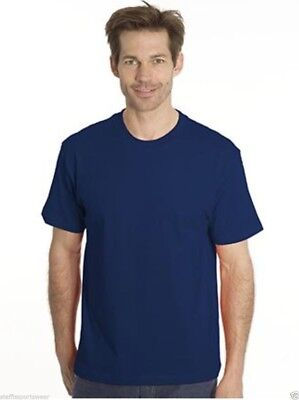 10x Snap Tshirt Flash Line marineblau Gr.M