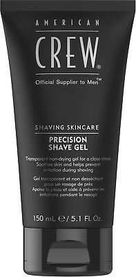 American Crew Precision Shave Gel ,150 ml