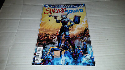 The Cheapest Price Dc 52 New Suicide Squad #3 1:25 Bryan Hitch Variant Cover Rare Moderate Price