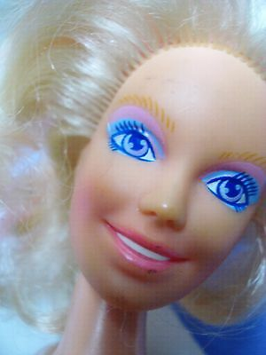 Jem and the Holograms 80s FLASH N SIZZLE DOLL #2 *China*