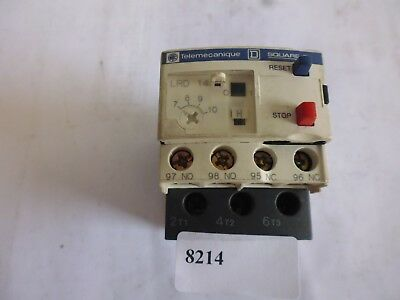 LRD14 TELEMECANIQUE relais thermiques thermal overload relay 7-10A