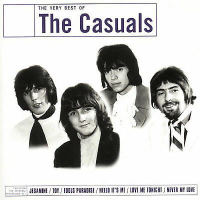 Very Best of the Casuals * by Casuals (CD, Dec-1996, Universal/Spectrum)