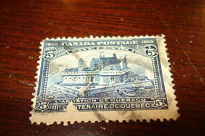 #99 - Canada - Canadian stamp -used