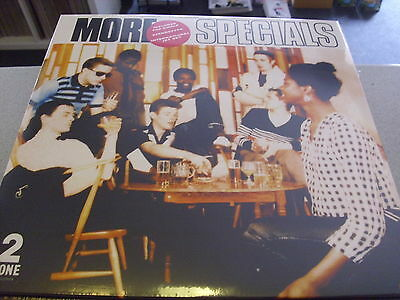 "The Specials -  More Specials - LP Vinyl / /Neu // incl. 7"" Single"