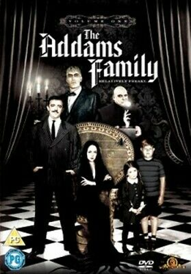 The Addams Family: Season 1 DVD (2007) Carolyn Jones, Cherry (DIR) cert PG
