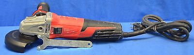 """Milwaukee 6117-33D 13 Amp 5"""" 127 mm Small Angle Grinder"""