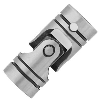 Universal Joint 12mm Dia Shaft Coupling Steering Motor Connector U-joint hhh