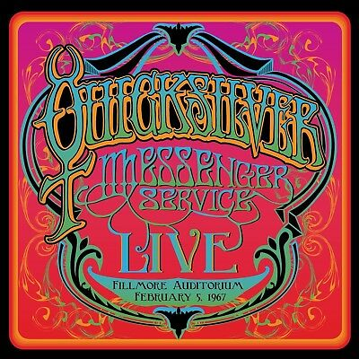 Quicksilver Messenger Service - Fillmore Auditorium 1967 2 Cd Neu