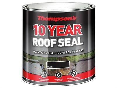 Ronseal Thompsons Roof Seal Black