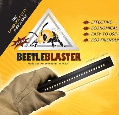 5X BETTER BEETLE BLASTER, Small Hive Beetles, Safe for Brood, no pesticides