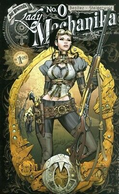 Benitez Productions Lady Mechanika #0 Special Edition Cover A By Joe Benitez